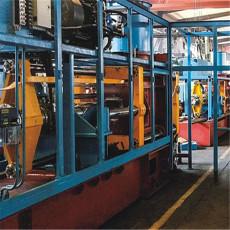 明泽全自动造型机全自动壳芯机厂家铸造型机