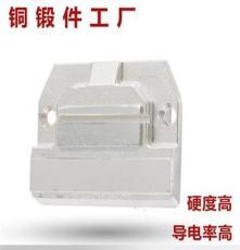 兆东机械变压器黄铜导电杆 温州红冲加工感应炉单股电缆锻造厂家