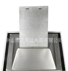 廠家直銷廣州櫻花 湛江三角 弧形紫荊花機械 鋼化面 抽油煙機 OEM