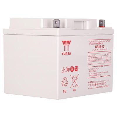汤浅免维护蓄电池NP38-12 12V38AH销售点