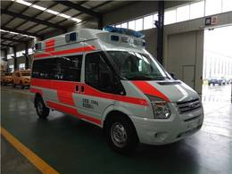 深圳长途跨省120救护车出租救护车出租价格