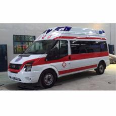 温州长途跨省120救护车出租救护车出租价格