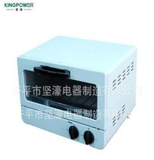 出口精品 时尚 节能多功能家用电烤箱 12升迷你烤箱