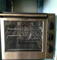 45L机械式旋风电动烤箱 带转叉多功能 不锈钢大容量烤箱
