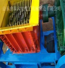 六九重工供应大动力粉碎设备双轴撕碎机 粉碎机塑料撕碎