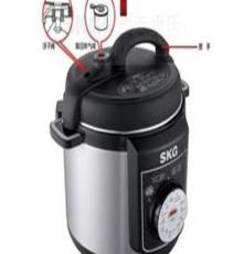 德国SKG A512 授权单喷内胆营养电压力锅