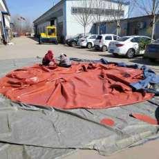 红泥沼气袋型号规格及发酵安装工艺详解
