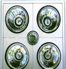 [非度]嵌入式浴霸電器批發 取暖+換氣+照明 四燈鋁面26-F