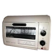 日本出口装8升迷你电烤箱 H7070A机械式电烤箱 坚濠烤箱厂直销
