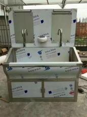 全不锈钢洗手池  304不锈钢 医用感应洗手池