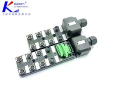 螺丝压紧端子式M12分配器