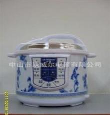 精美的青花瓷款式電壓力鍋,5升、6升、電腦式。