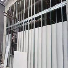 西安废溶剂收集室岩棉夹芯彩钢板泄爆墙