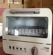 库存出口烤箱 坚濠电器H7088A 10升机械式高温烤箱