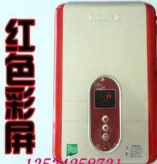 批 零正品美的小天使3500W即热式速热式电热水器彩屏显示
