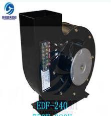 厂家供应EDF-240风淋室风机、空调净化风机、FFU风机