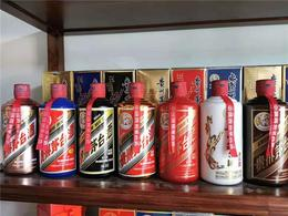 北京茅台酒回收价格表回收茅台历年价格表