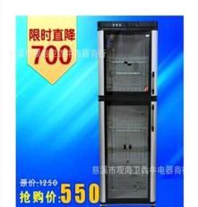 品質保證 康佳ZTP-220L柜式雙門商用大容量消毒柜 廠家直銷