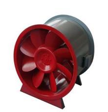 亚通供应HTF-B消防认证高温排烟混流风机