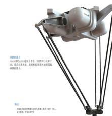 納伯斯特克RV減速機配套安川伺服電機應用于30公斤6關節機器人