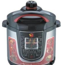 大量批發 數碼彩屏電壓力鍋 FL50-90B5 不銹鋼磨砂5L