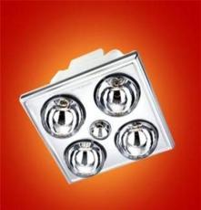 新家族301-2吸頂式三合一燈暖光暖正方浴霸 廠家批發四燈浴霸