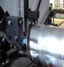 输棉管机器 螺旋风管机 船舶风管成型机