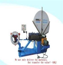 风管设备 全自动螺旋圆风管机 金属制管成型机