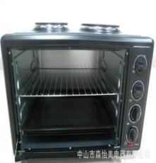 48L多爐頭烤箱 電爐箱/廠家直銷/OEM外貿原單