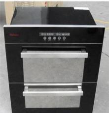 庫存外貿消毒柜 嵌入式 paloma牌100L,低溫消毒帶烘干功能