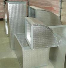 重庆 长期供应新型材料挤塑复合风管 厂家直销