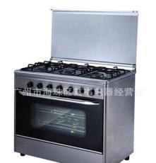 不銹鋼耐高溫烤箱 連體烤箱 六氣爐+一氣烤箱 YD-9624SR