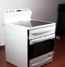 正品保證 澳洲認證SAA 體烤箱灶 微晶玻璃電烤箱灶一體灶