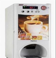 熱銷 雙電子制冷咖啡機(四冷四熱) 廠家直銷