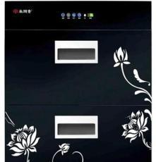尚朋堂新款消毒柜ZTD-100-G002消毒柜 高溫 兩星級 雙層