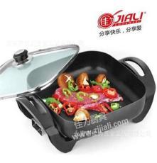 錦樂電器貼牌OEM 錦樂多功能電烤鍋 悉心打造 生活型概念 32cm