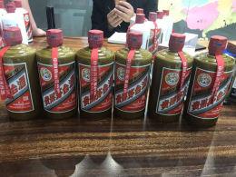 苏州园区500ml茅台酒回收/回收礼盒茅台酒