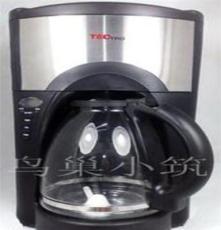 英國TEC定時啟動美式咖啡機/10-15人份定時滴漏咖啡壺