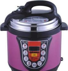 廠家供應 品牌電壓力鍋 絢麗新款上市!直銷禮品壓力鍋