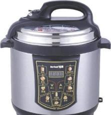 多功能電壓力鍋 2013年暢銷款式 一鍋頂八鍋 大按鍵