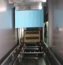 圣托順德深圳通道式洗碗機新型帶消毒烘干功