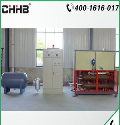超华环保  混合站导热油电加热设备