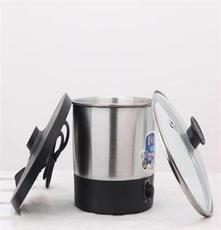 1.5L加厚的不銹鋼鍋電煮鍋 電火鍋 煮面鍋 多功能鍋
