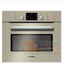 進口德國BOSCH博世微波爐嵌入式微烤一體HBC84K533W