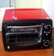 全新熱賣推薦家電三角大容量電烤箱 18L烤箱使用簡便家庭必備