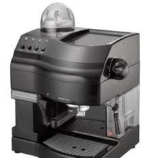 博恩 半自動咖啡機 意式蒸氣帶磨豆機功能咖啡機 CM3005型號