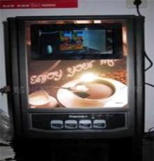 多媒體廣告咖啡機