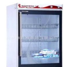 億高YTD280F臭氧紫外線單門玻璃餐具消毒柜