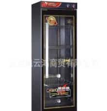 消毒柜 YTD430-1-08臭氧單門玻璃黑珍珠餐具消毒柜