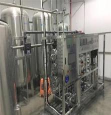 制药行业0.5m3/h纯化水设备设计